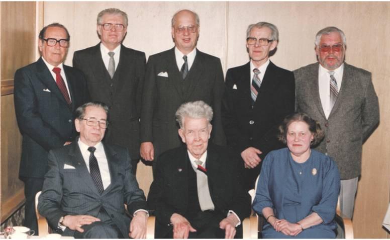 A_Säätiön hallitus 1986